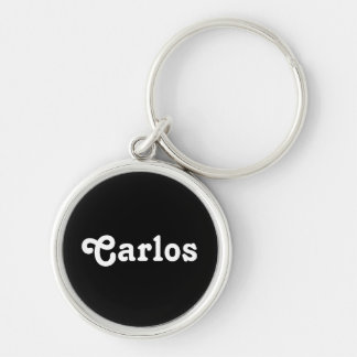 Porte-clés Porte - clé Carlos