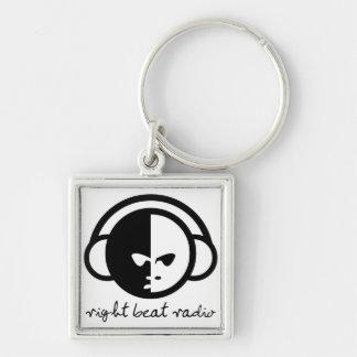 Porte-clés Porte - clé carré de logo de prime