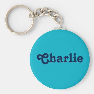 Porte-clés Porte - clé Charlie