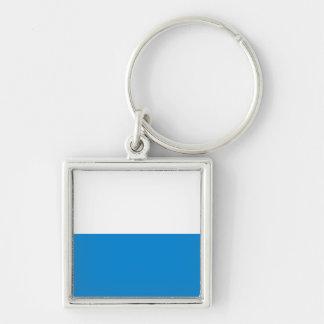 Porte-clés Porte - clé civil de drapeau du Saint-Marin
