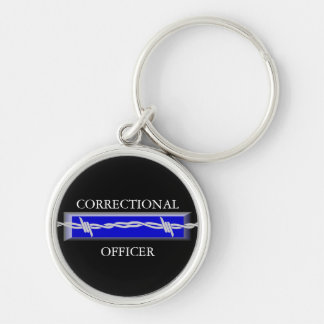 Porte-clés Porte - clé correctionnel de police de dirigeant