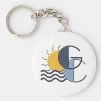 Porte-clés Porte - clé côtier allé