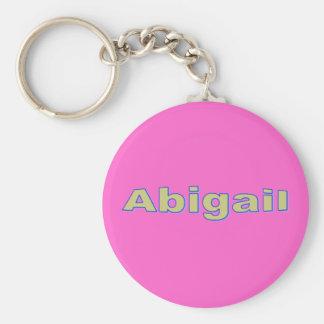 Porte-clés Porte - clé d'Abigaïl