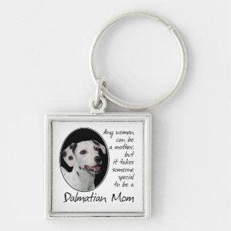 Porte-clés Porte - clé dalmatien de maman
