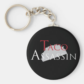 Porte-clés Porte - clé d'assassin de taco