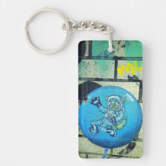 Porte-clés Porte - clé d'Astro Kitty