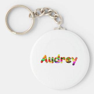Porte-clés Porte - clé d'Audrey