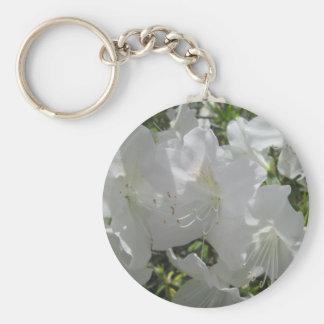 Porte-clés Porte - clé - de base - azalée blanche
