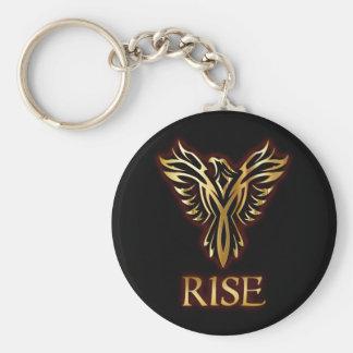 Porte-clés Porte - clé de base de hausse d'oiseau de Phoenix