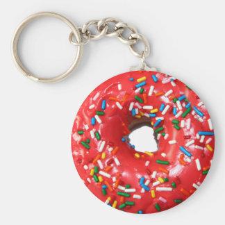 Porte-clés Porte - clé de beignet