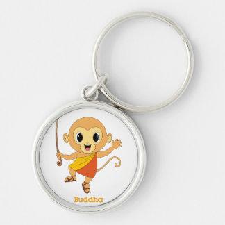 Porte-clés Porte - clé de Bouddha Monkey™