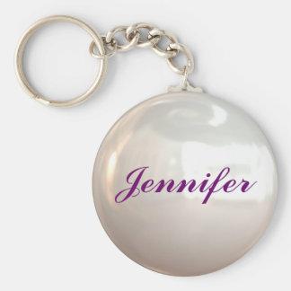 Porte-clés Porte - clé de boule de Jennifer_White