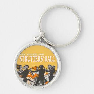 Porte-clés Porte - clé de boule de Strutters