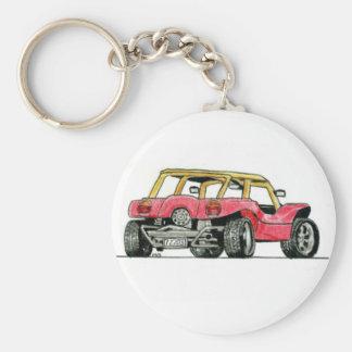 Porte-clés Porte - clé de buggy des sables