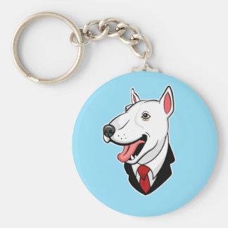 Porte-clés Porte - clé de bull-terrier