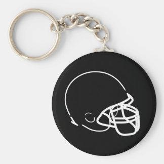Porte-clés Porte - clé de casque de football