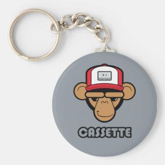 Porte-clés Porte - clé de cassette