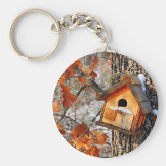 Porte-clés Porte - clé de Chambre d'oiseau