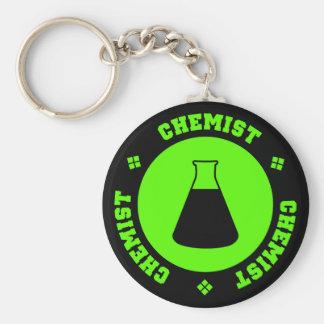 Porte-clés Porte - clé de chimiste
