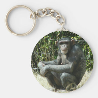 Porte-clés Porte - clé de chimpanzé