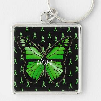 Porte-clés Porte - clé de conscience de la maladie de Lyme de