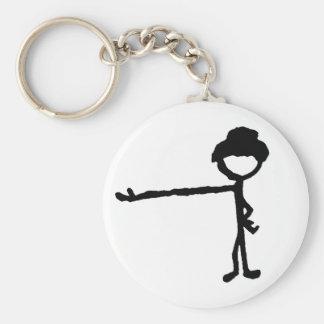Porte-clés Porte - clé de cure-dents !
