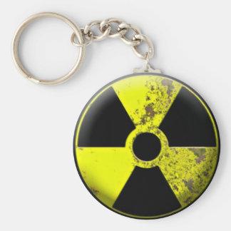 Porte-clés Porte - clé de déchets dangereux