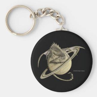 Porte-clés Porte - clé de dragon de Saturn