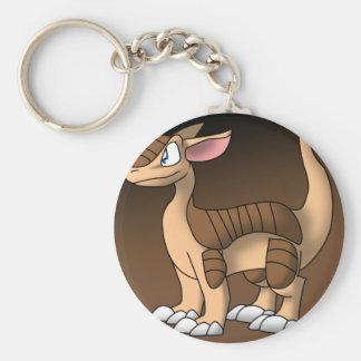 Porte-clés Porte - clé de dragon de tatou