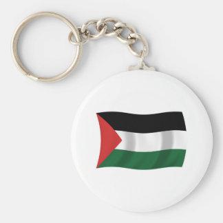 Porte-clés Porte - clé de drapeau d'autorité palestinienne
