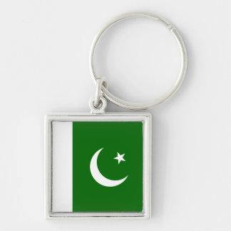 Porte-clés Porte - clé de drapeau du Pakistan