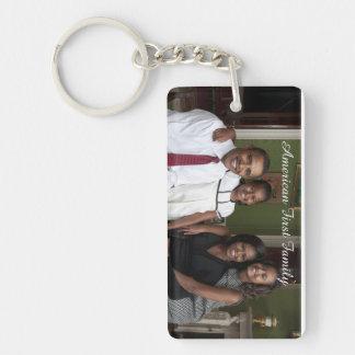 Porte-clés Porte - clé de FAMILLE d'AMÉRICAIN d'OBAMAS