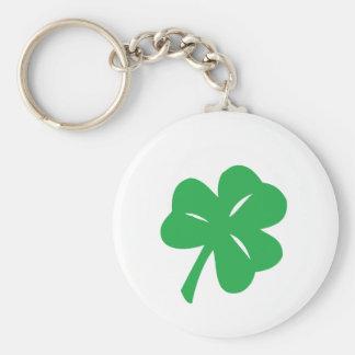 Porte-clés Porte - clé de feuille de trèfle