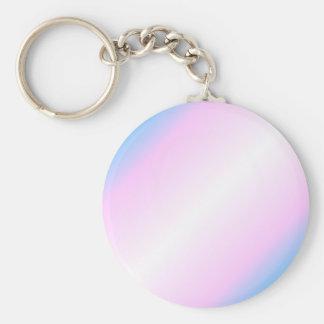 Porte-clés Porte - clé de fierté de transsexuel - gradient