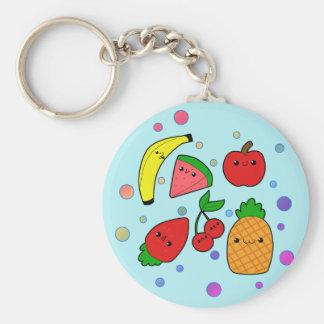 Porte-clés Porte - clé de fruits