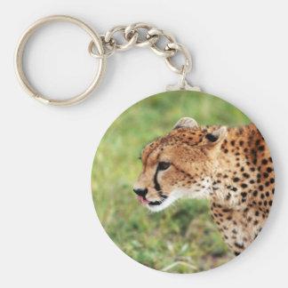 Porte-clés Porte - clé de guépard