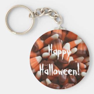 Porte-clés Porte - clé de Halloween de bonbons au maïs
