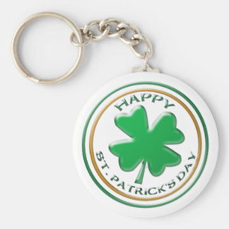 Porte-clés Porte - clé de Jour de la Saint Patrick