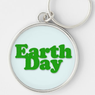 Porte-clés Porte - clé de jour de la terre