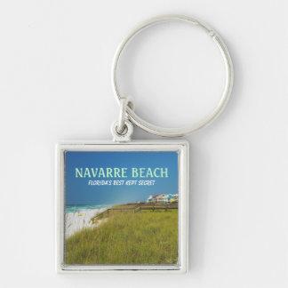 Porte-clés Porte - clé de la Floride de plage de la Navarre