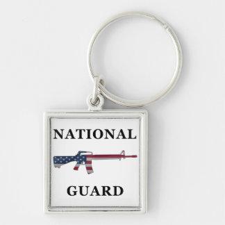 Porte-clés Porte - clé de la garde nationale M16