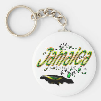 Porte-clés Porte - clé de la Jamaïque Jamaïque