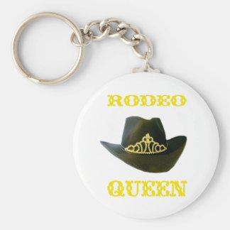 Porte-clés Porte - clé de la Reine de rodéo