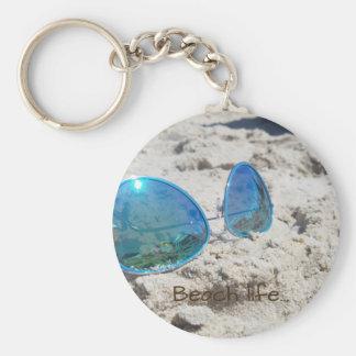 Porte-clés Porte - clé de la vie de plage…
