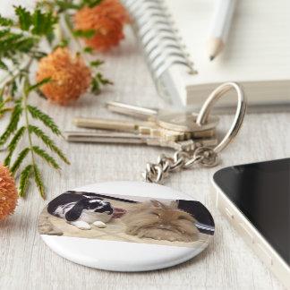 Porte-clés Porte - clé de lapin