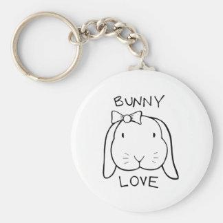 Porte-clés Porte - clé de lapin d'Ana
