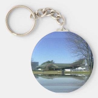 Porte-clés Porte - clé de l'avion de combat (F4-Phantom)