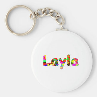 Porte-clés Porte - clé de Layla