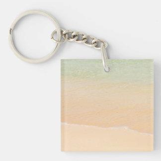 Porte-clés Porte - clé de ligne de flottaison de plage