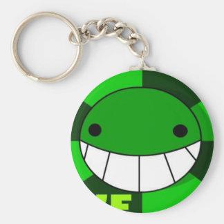 Porte-clés Porte - clé de logo de Zeke